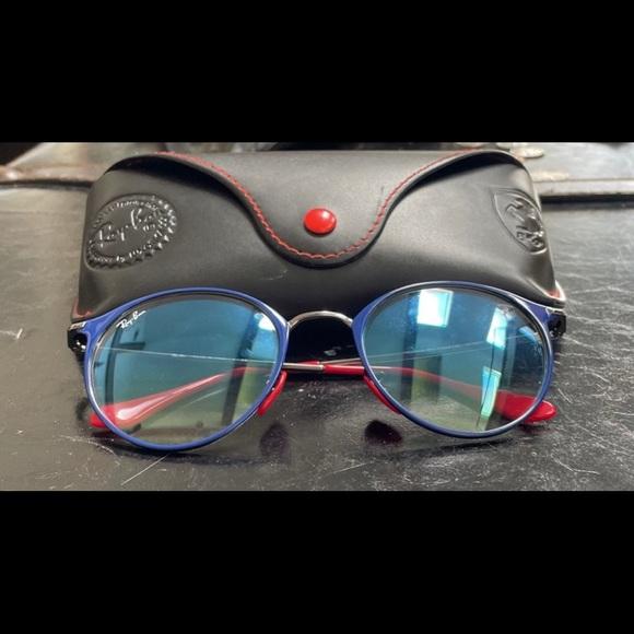 Ray Ban X Ferrari Sunglasses